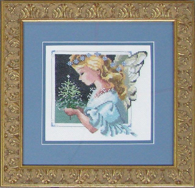 framed-needlework-little-girl-picture